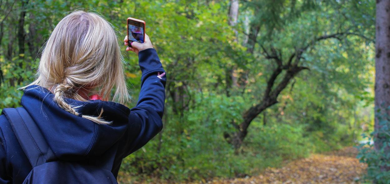 Hero Flicka Selfie5