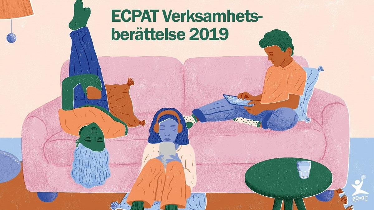 ECPAT Verksamhetsberättelse 2019